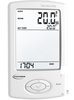 FLP35 Programmable Thermostat by FlexTherm