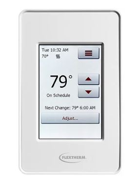 FLP60 Programmable Concerto Touch Thermostat by FlexTherm