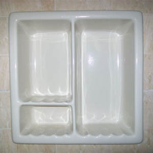H12RC Large Recessed Shower Niche by HCP Industries