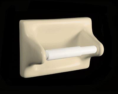 Ceramic Toilet Tissue Holder TT46 by HCP Industries