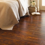 Cascade Wide Plank Textured Surface Oak Wood Floor