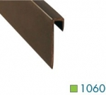 Loxcreen 1060 1 8 Inch Square Vinyl Wall Cove Cap