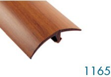 1165 Vinyl Commercial E-cap - Woodgrain Finish by Loxcreen