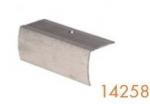 Loxcreen 14258 1-1 8 Inch Drop Economy Stair Nosing