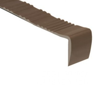 5030 Heavy Duty Commercial Vinyl Stair Tread by Loxcreen