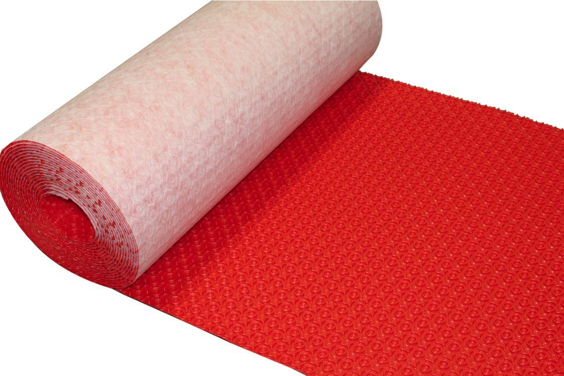 Prova Flex-Heat  Tile Underlayment 161 SF Roll for Heated Floors by Loxcreen