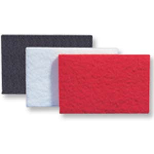 12 x 24 Squar Buff Floor Maintenance Pad by Mercer Abrasives