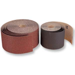 12  x 50 YD Silicon Carbide Floor Sanding Rolls ea by Mercer Abrasives