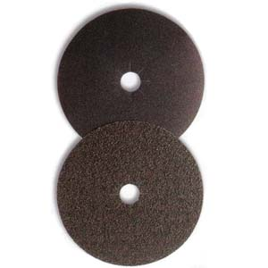 18 Inch Silicon Carbide Cloth Floor Sanding Disc by Mercer Abrasives
