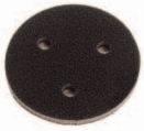3 Inch Foam Interface Pad Hook n Loop by Mirka Abrasives
