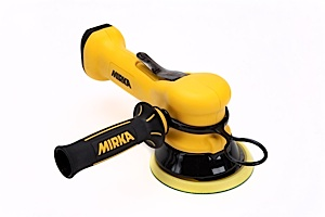 MR-610TH 6 Inch Two-Handed Finishing Sander by Mirka Abrasives