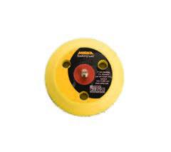 3 Inch 913GV Vacuum Backing Pad Hook n Loop by Mirka Abrasives