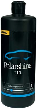 POLARSHINE T10 1Liter by Mirka Abrasives