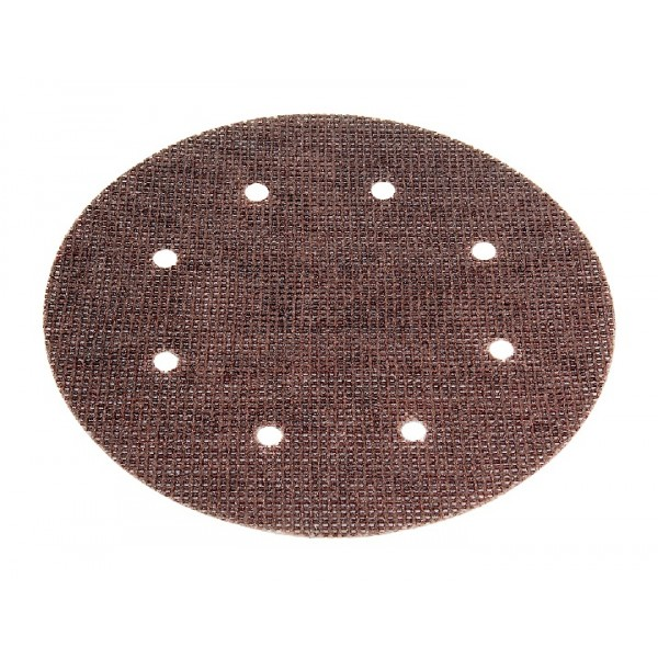 Abranet HD 8 Inch 8 Hole Hook n Loop 40-60-80 Grit Sanding Discs by Mirka Abrasives