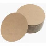 Mirka Gold 5 Inch No Hole Hook n Loop 60 - 80 Grit Discs