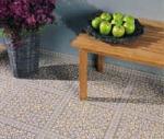 Sargam Mosaic Tiles  Glass Mosaic 1 x 1 Inch