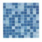 Symphony Mosaic Ceramic Tile 1 x 1 Glass Mosaic