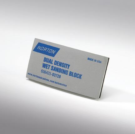 Dual Density Wet Sanding Block by Norton Abrasives