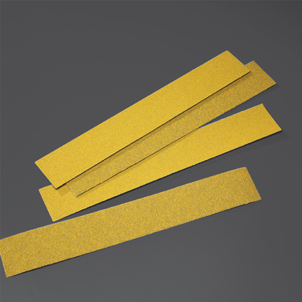 Gold Body File Sheets Grits 36 - 180 by Norton Abrasives