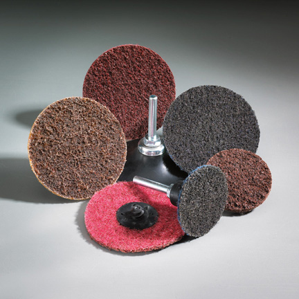 BearTex SpeedLok TS Surface Blending 3 Inch Discs by Norton Abrasives
