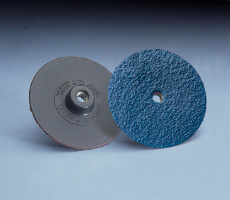 NorKut 3 Inch Grinding Disc Grits 24 - 50 by Norton Abrasives