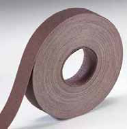 EZ Flex Metalite Abrasive Cloth 1 Inch Handy Rolls by Norton Abrasives