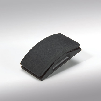Waterproof Rubber Hand Sanding Block by Norton Abrasives