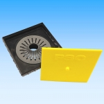 PSC Pro GEN II 4 Inch Square Drain Riser