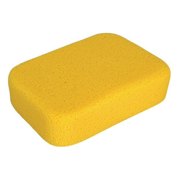 Tile and Stone Grout Sponge 7 1 2 x 5 1 4 Inch by Pro-Source Center