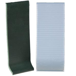 Pro 2-1 2 Inch Vinyl Wall Cove Base 4 Foot Strips Box of 30 by Pro-Source Center