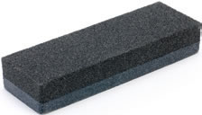 10022 Dual Grit Sharpening Stone by QEP