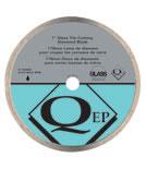 6-7006GL Glass Cutting Diamond Blade 7 Inch by QEP