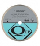 QEP 6-7006GL Glass Cutting Diamond Blade 7 Inch
