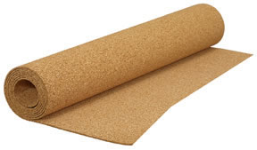 Cork Underlayment Roll 200 Square Feet by QEP