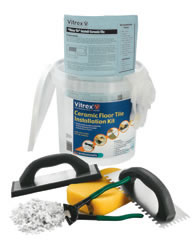 Vitrex Complete Ceramic Floor Tile Installation Tool Kit by QEP