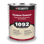 1092 Preferred Contact Cement by Roberts