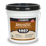 1407 Preferred Engineered Wood Flooring Adhesive by Roberts