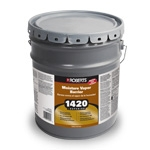 Roberts 1420 Wood Bamboo Adhesive with Superior Moisture Vapor Barrier
