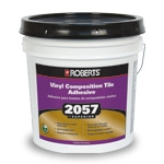 Roberts 2057 Superior Vinyl Composition Tile Adhesive