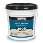Roberts 3500 Primary Carpet Adhesive 4 Gallon