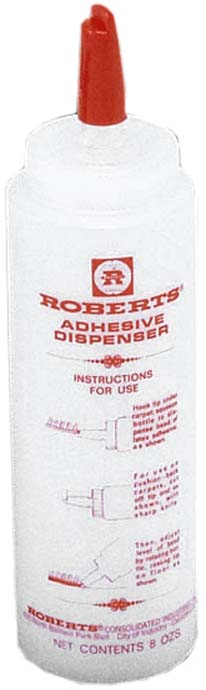 10-145 Seam Adhesive Applicator Bottle 8 oz by Roberts