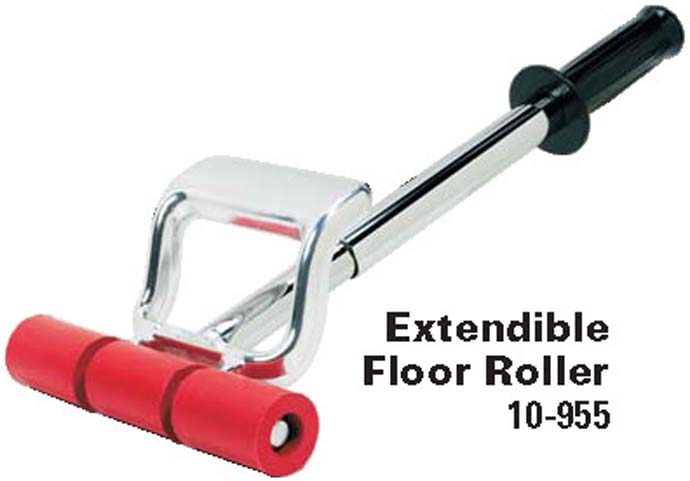 10-955 Extendable Floor Roller by Roberts