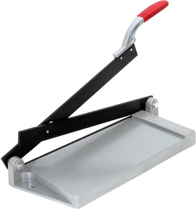 30002 12 Inch Quick Cut Vinyl Tile Cutter by Roberts