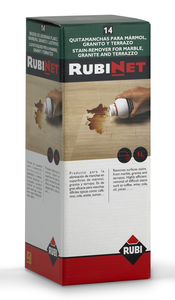 Stain Remover for Marble  Granite  and Terrazzo by Rubi