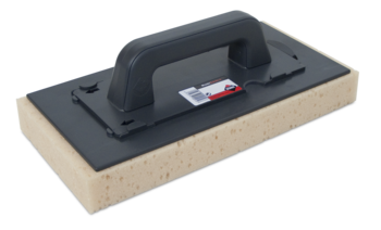 Rubber Foam Trowels with Changeable Base 13 4x6 7 Inch by Rubi