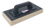 Rubi Rubber Foam Trowels with Changeable Base 13 4x6 7 Inch