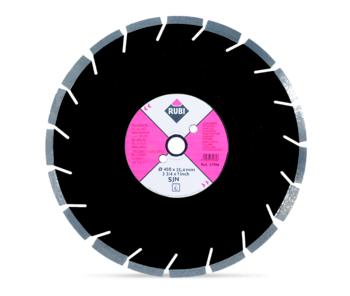 Diamond Disc Asphalt Wet Cut by Rubi
