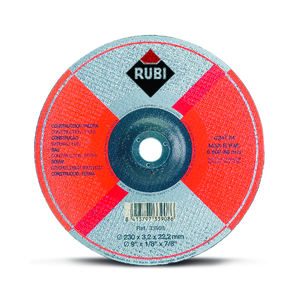 Diamond Abrasive Blade for Building Material by Rubi