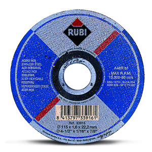 Cutting Blade for Stainless Steel 34956 by Rubi
