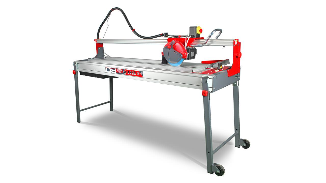DS-250-N Laser and Level Tile Saws by Rubi